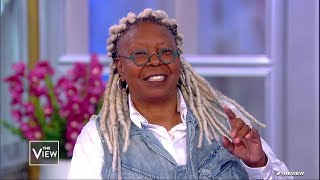Download Whoopi Goldberg Shares Her Latest Happenings!   The View Video
