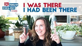 Download What is the difference between I was there and I had been there Learn English Grammar Video