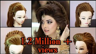 Kashees Glamorous Hair Styling Makeup Fizza Ali Free Download