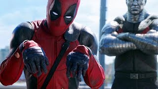 Download Deadpool Cuts His Hand Off Scene - Deadpool (2016) Movie CLIP HD Video