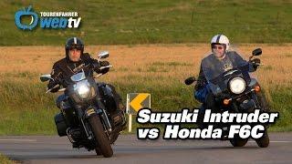 Download Modellvorstellung - Suzuki Intruder vs Honda F6C Video