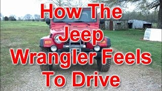 Download How the Jeep Wrangler Feels To Drive, Information For Those Looking To Buy Their First Jeep Video