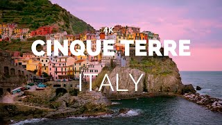 Download Cinque Terre, Italy (4K) Video