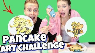 Download Das große Battle: Pancake Art Challenge 😏🥞 | BibisBeautyPalace Video