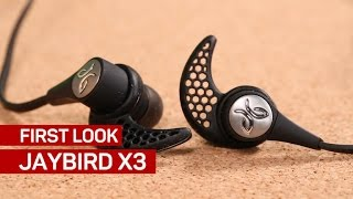 Download Jaybird X3: Third time's the charm for popular wireless sports headphone Video