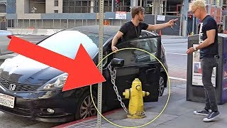 Download BEST Bad Parking Revenge Pranks (NEVER DO THIS!!!) - FEMALE PUBLIC MAGIC COMPILATION 2018 Video
