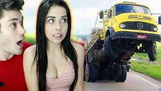 Download A PIOR ESTRADA DO MUNDO !! - Euro Truck Simulator 2 Video