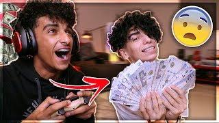 Download صديقي عطاني 4000 ريال على كل قتله في فورت نايت !! ( شوفوا كم خذيت !! ) Video