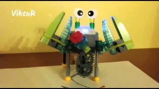 Download Lego WeDo 2.0 Crab Cangrejo Video