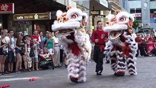 Download 2017 Sydney Chinese Lunar New Year Festival - Lion Dance Performance at Chinatown. Video