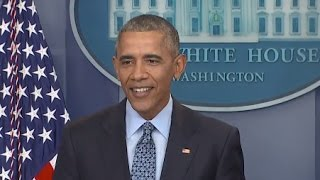 Download LIVE: Obama Final Press Conference of His Presidency | ABC News Video