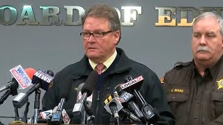 Download Officials give update on Kentucky high school shooting Video