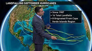 Download Hurricane Irma Outlook for Thursday, August 31 2017 Video