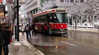Download Toronto in Winter Video