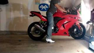 Download Ninja 250 R Burnout Video