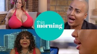 Download Extraordinary People With Extreme Cosmetic Surgery | This Morning Video