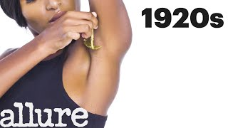 Download 100 Years of Hair Removal | Allure Video