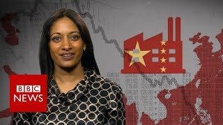 Download What's going on with China's economy? - BBC News Video