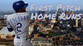 Download First Pitch Home Runs | HD Video
