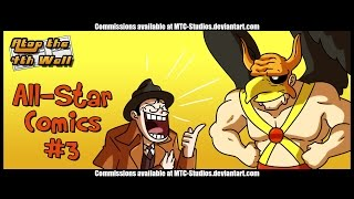 Download All-Star Comics #3 - Atop the Fourth Wall Video