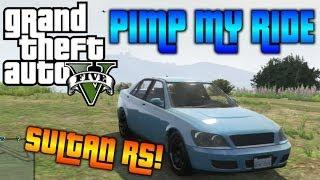 Download GTA 5 - Pimp My Ride #30 | Karin Sultan (Sultan RS) Car Customization @ Los Santos! Video