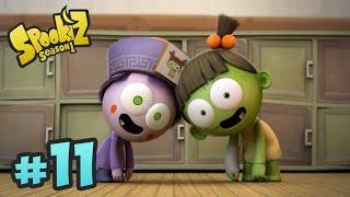Download Spookiz | 111 - Kong Kong's Amulet (Season 1 - Episode 11) | Videos For Kids 스푸키즈 Video