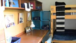 Download Champlain College Residence Rooms Video