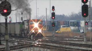 Download Railfanning Chicago's South Side at Forest Hill / 75th Street, 02.04.12 Video