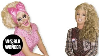 Download UNHhhh Ep 38: ″Season 2 & the Future″ w/ Trixie Mattel & Katya feat. Mrs. Kasha Davis & Tempest Video