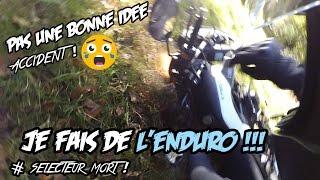 Download CRASH | MA PREMIÈRE FOIS EN ENDURO !!! | 50cc Video