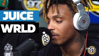 Download JUICE WRLD | FUNK FLEX | #Freestyle127 Video