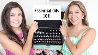 Download Essential Oils | Getting Started, Must-Have Oils, & Ways to Use Them! Video
