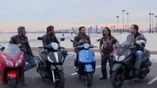 Download Mid-Size MotoScooter Melee Video
