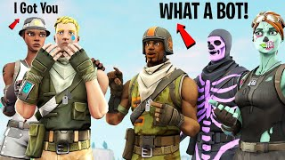 Download I went into squads as a NO SKIN then Showed my RECON EXPERT they FREAKED OUT!.. Video