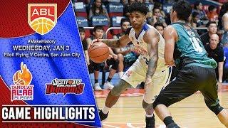 Download Tanduay Alab Pilipinas vs Westports Dragons | HIGHLIGHTS | 2017-2018 ASEAN Basketball League Video