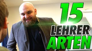 Download 15 ARTEN von LEHRERN ! Video