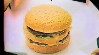 Download 20 Fast Food Commercials 1960s-2000s Video