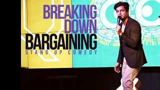 Download Breaking Down Bargaining & Guy Best Friends - Stand Up Comedy by Kenny Sebastian Video