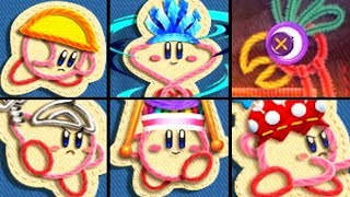 Download Using Kirby New Ravel Abilities on a Boss Character in Kirby's Extra Epic Yarn Video