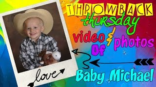 Download Cute 2 Year Old Michael Throwback Compilation Video