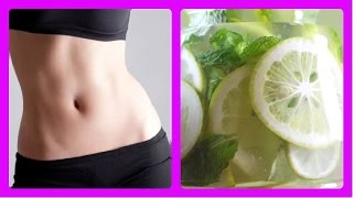 Download GET FLAT BELLY ONLY IN 7 DAYS / DITOX -DIET DRINK Video