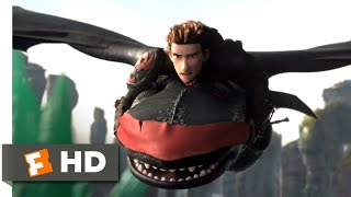 Download How to Train Your Dragon 2 - Rescuing Toothless Scene | Fandango Family Video