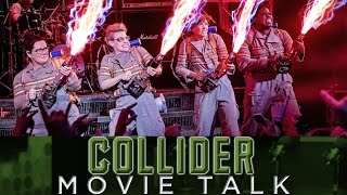 Download Ghostbusters Sequel Definitely Happening Says Sony Executive - Collider Movie Talk Video