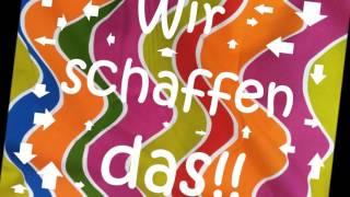 Download ″Wir schaffen das!″- Song, die neue Hymne für Deutschland Video