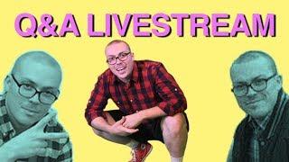 Download TND Q&A LIVESTREAM Video