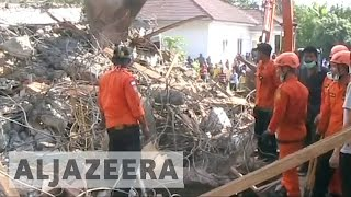 Download Scores killed in Indonesian earthquake Video