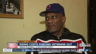 Download Veterans worried about potential rising costs in rent Video
