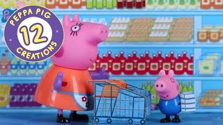 Download Peppa Pig Creations 12 - Making pancakes with Peppa and Mummy Pig! #PeppaPig Video