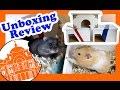 Download Nagerpalast Besondere Einrichtung für Kleintiere ♥ Unboxing & Review Video