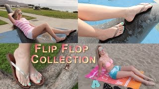 Download My Flip Flop Collection! Video